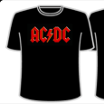 AC/DC : Red Logo (usa)