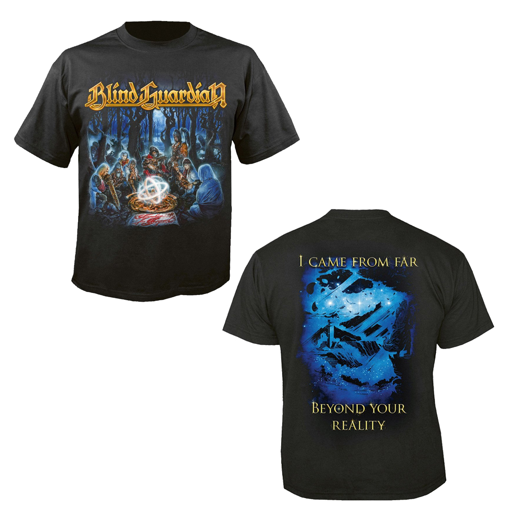 \m//-\m// Blind Guardian Tales from The Twilight World T-Shirt Classic Edition