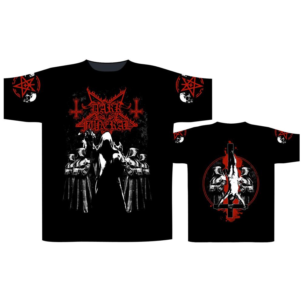 Dark Funeral Musik Herrenmode Shadow Monks T-shirt