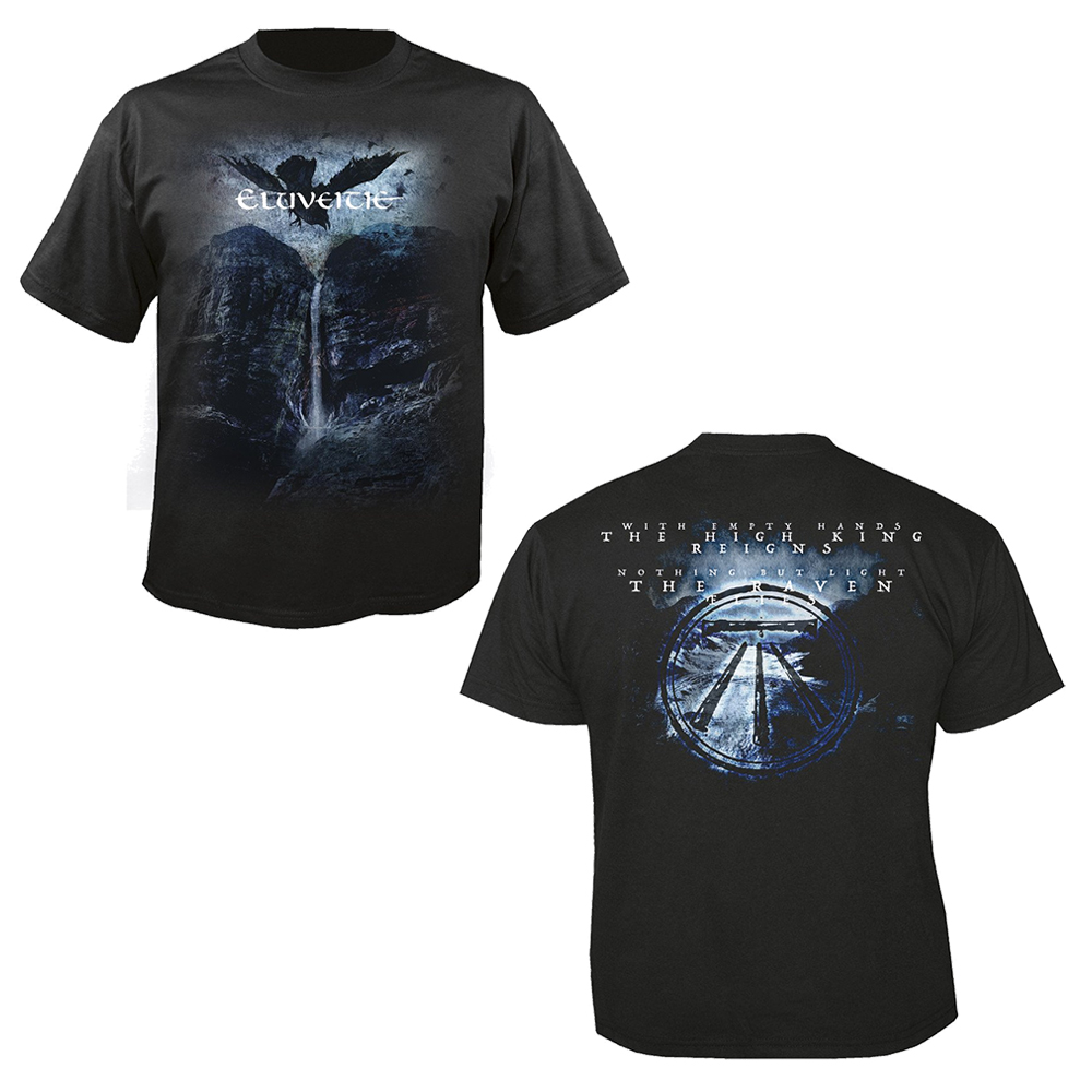 WHITE Within Temptation LOGO FRUIT OF THE LOOM  T-SHIR S-XXL GREY