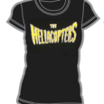The Hellacopters : Flames Logo (Girls)