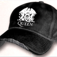 Queen : Crest Washed Black Flex