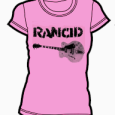 Rancid : Gretsch (Fitted - Girls)