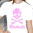Rancid : D Skull Pink (Girls)