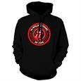 Rolling Stones Zip Code 2015 Circle Logo Hooded Sweatshirt Hoodie