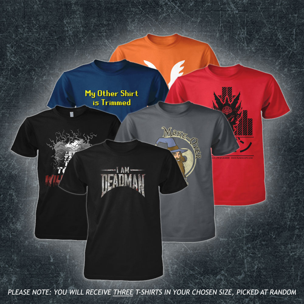 runescape t shirts