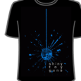 Shiny Toy Guns : Disco Ball (Black)