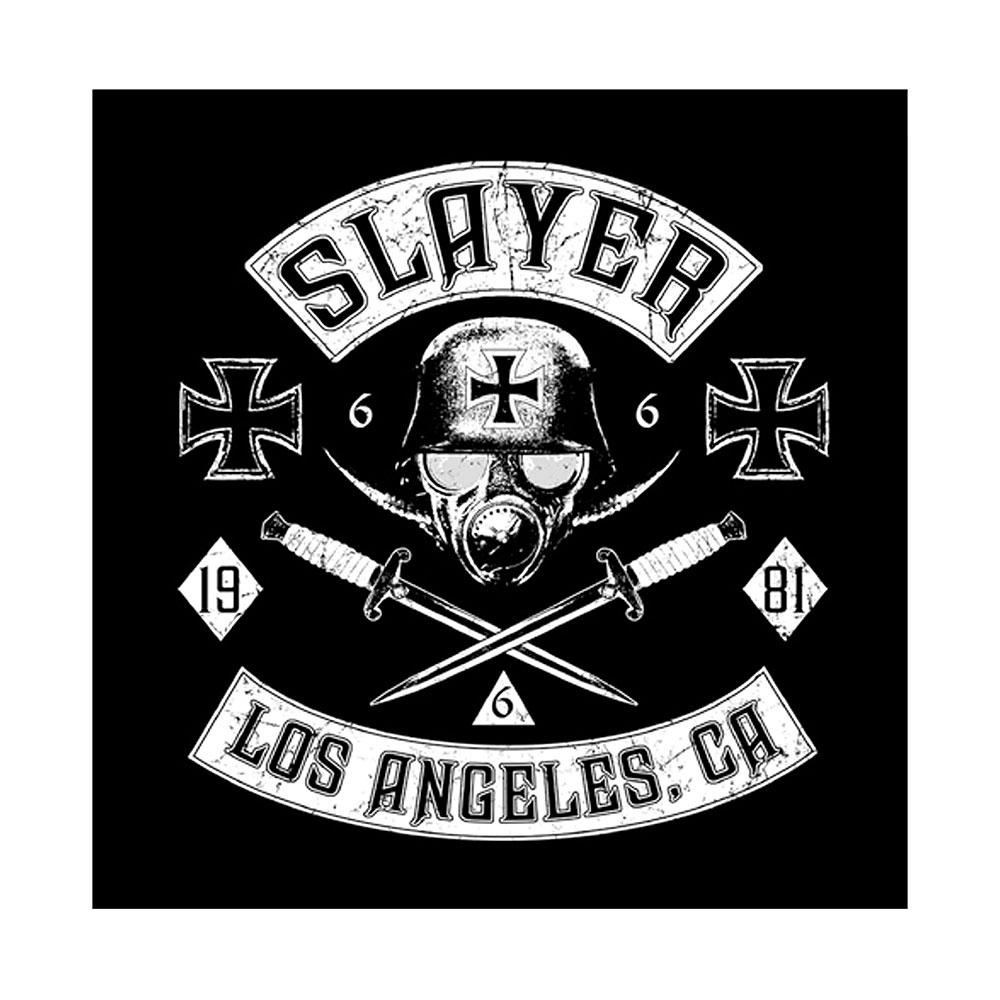Slayer Triangle Demon Grey Slayer T Shirt