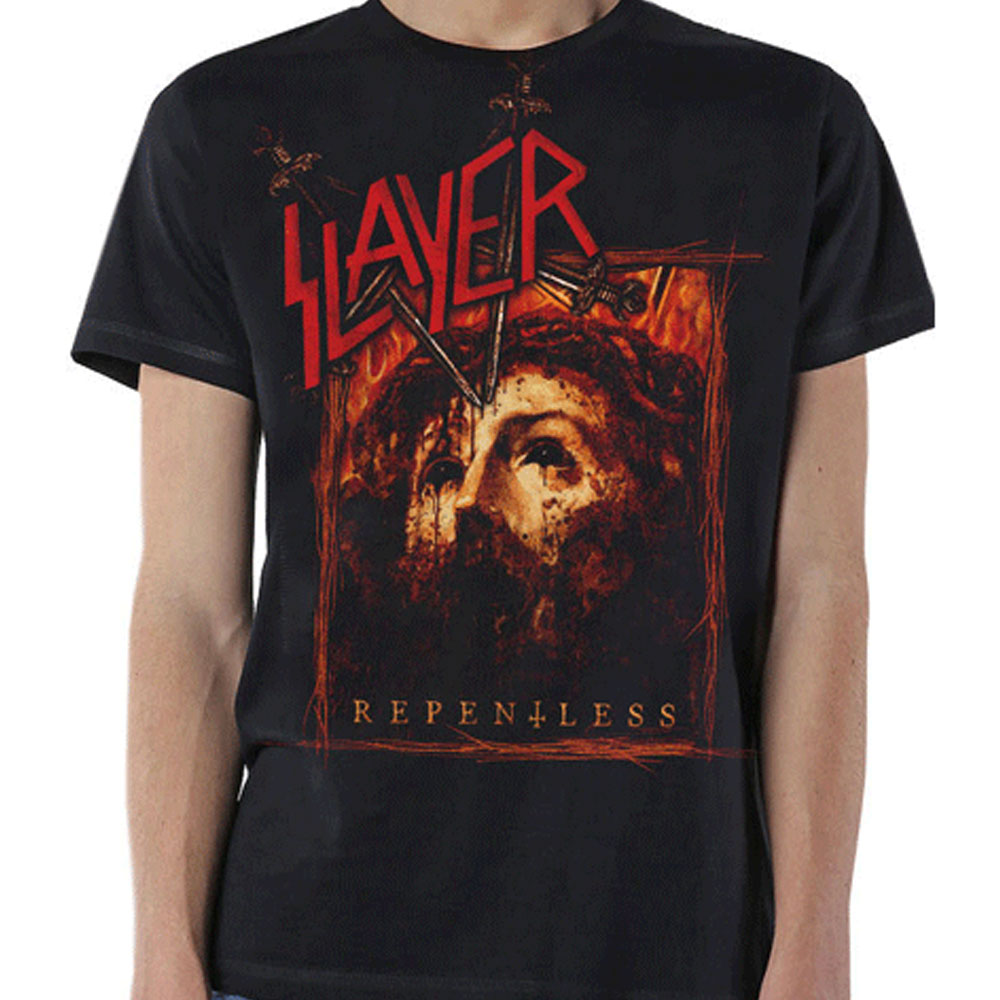 backstreetmerch repentless slayer t shirt. Black Bedroom Furniture Sets. Home Design Ideas