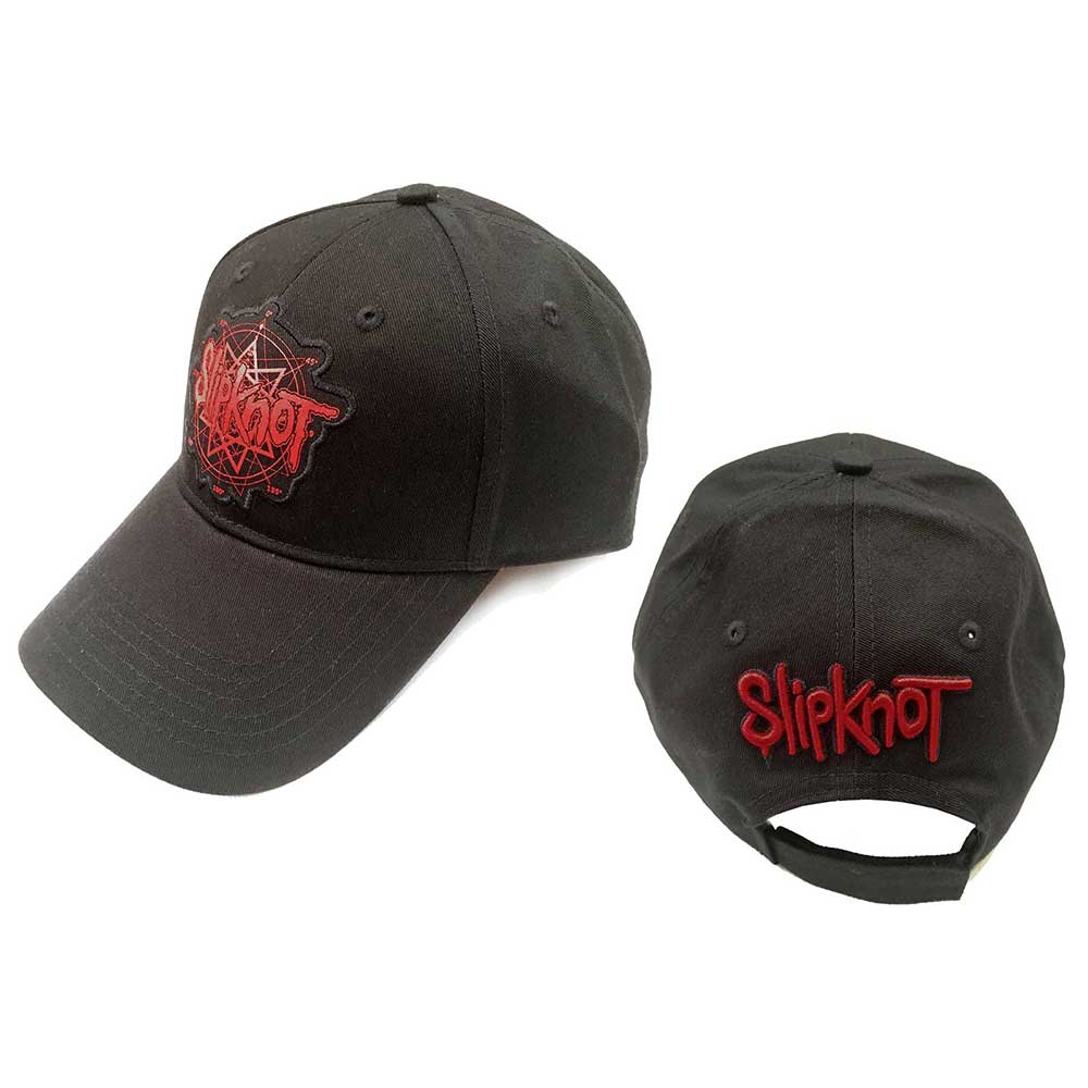 Slipknot - Logo (Back Logo Baseball Cap) f18b83a46142