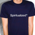 Spiritualized : Logo (Navy)