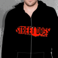 Street Dogs : USA Import Hoodie