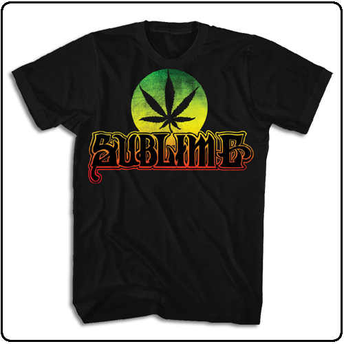 Sublime - Pot Leaf