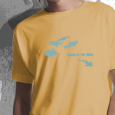 Warm In The Wake : T-Shirt