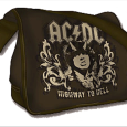 AC/DC Brown MB Highway To Hell
