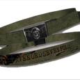 Avenged Sevenfold : Cotton Belt With Buckle