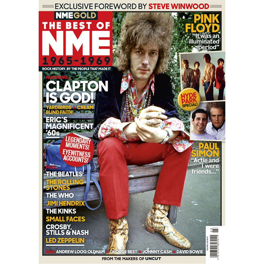 nme nme gold best of nme 1965 1969 nme magazine