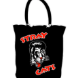 Stray Cats : USA Import Tote Bag