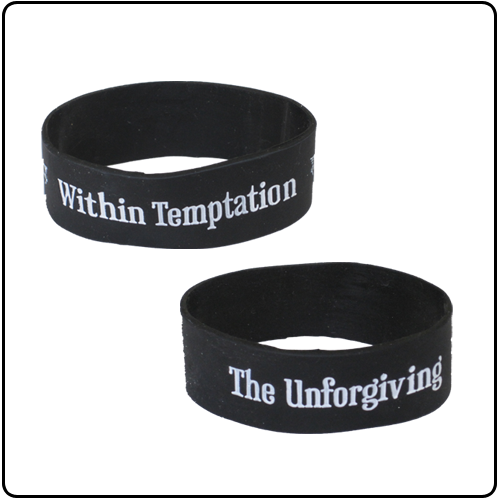 Within Temptation - The Unforgiving - Silicone Wristband