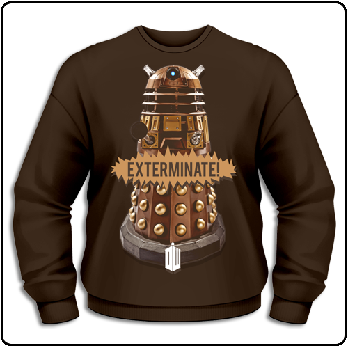 Dr Who - Gold Dalek