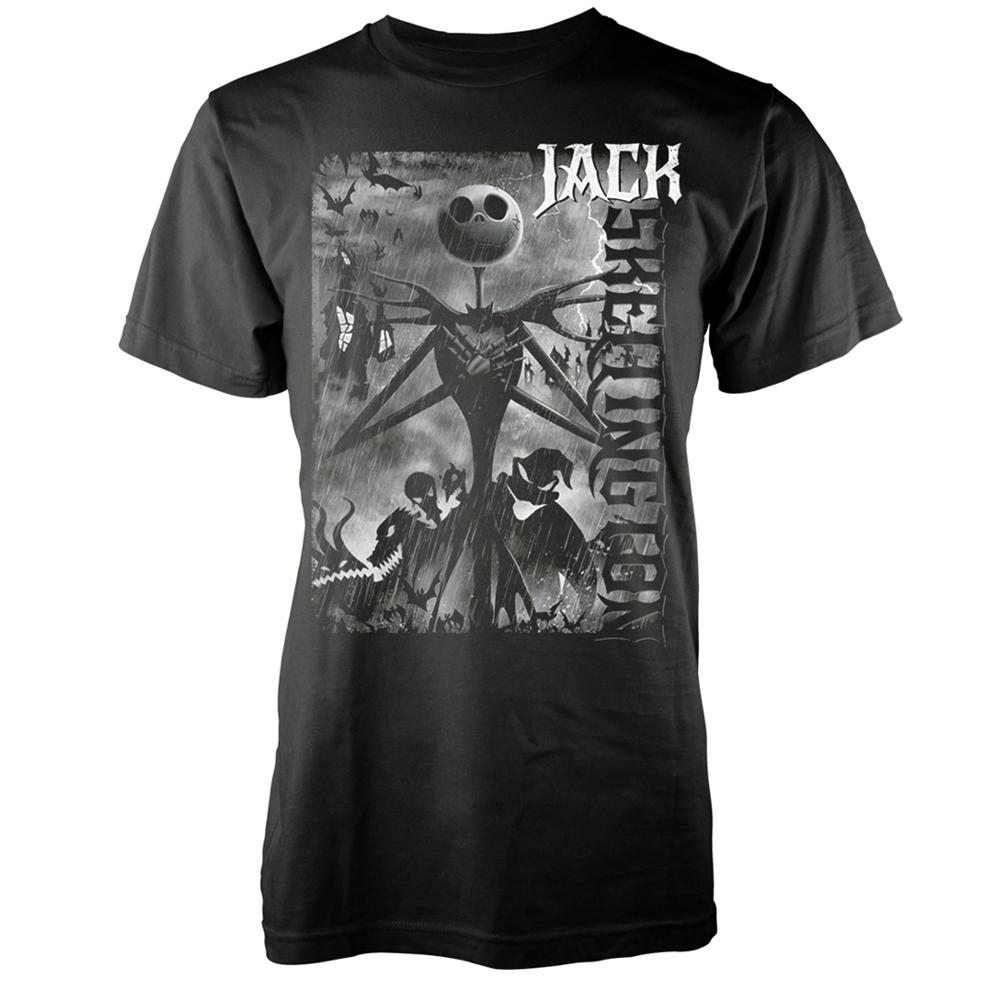 Backstreetmerch   Skellington   T-Shirt