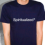 Spiritualized - Logo (Navy)
