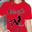 Adolescents : LA Girl Red (Girls)