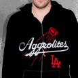 Aggrolites : Dodger Logo (Zip)