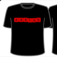 A List Records : Attica - Logo (Black)