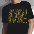 American Me : Camo Logo
