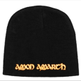 Amon Amarth : Gold Logo