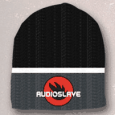 Audioslave : Black  / Grey Textured