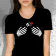 The Banner : Skeleton Hands (Girls)