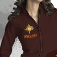 Ben Harper : Brown Track Jacket (Womens)