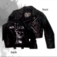 Bad Habits : Leather Jacket