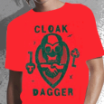 Cloak Dagger : Skull
