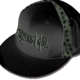 Cypress Hill : Black/Green Wide Bill