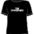 The Dykeenies : Logo (Black)
