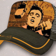 Elvis Presley : Full Print Trucker