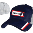 Eminem : Navy Mesh Osfm Flex Cap