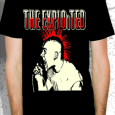 The Exploited : Wattie On Stage