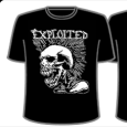 The Exploited : Mohican Skull