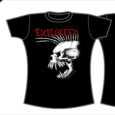 The Exploited : Bastard Skull (Girls)