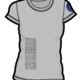 Frogstand Records : Clare & The Reasons - Language Women's (Grey)