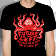 Future Of The Left : Octopus (black)