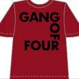 Gang Of Four : Square Logo