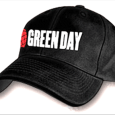 Green Day : Grenade Logo Black