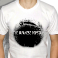 Gung Ho Recordings : Japanese Popstars - Truck Logo (White)