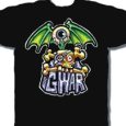 Gwar : Flying Eyeball Logo