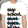 Hit The Lights : Skip School